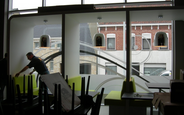 Zandstraal restaurant