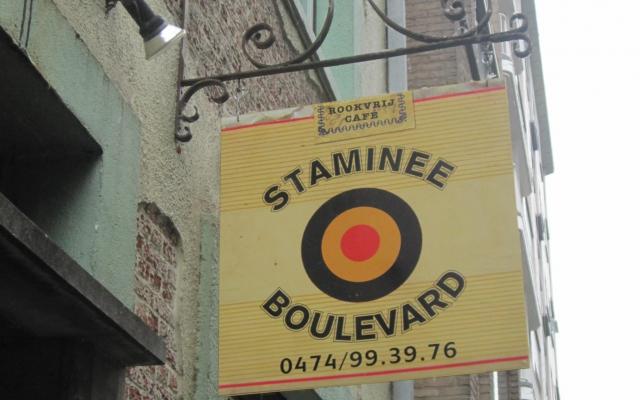 Staminee Boulevaard