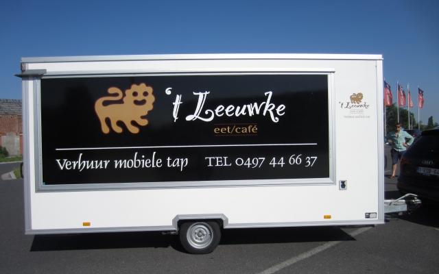 Aanhangwagen 't Leeuwke