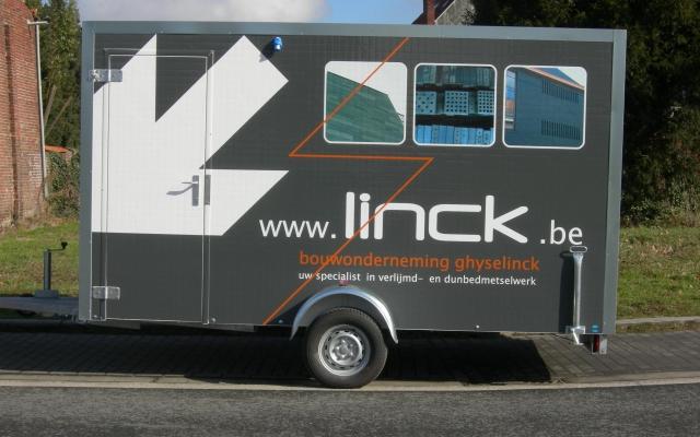 Aanhangwagen Linck