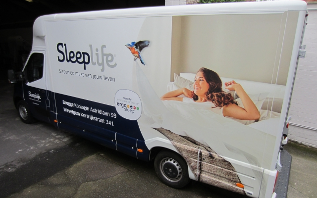 Sleeplife Full wrap