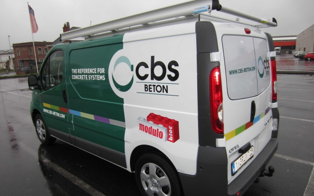 Colour wrap cbs