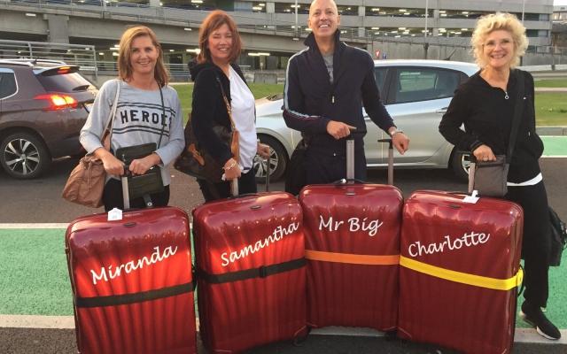 Personalisatie koffers