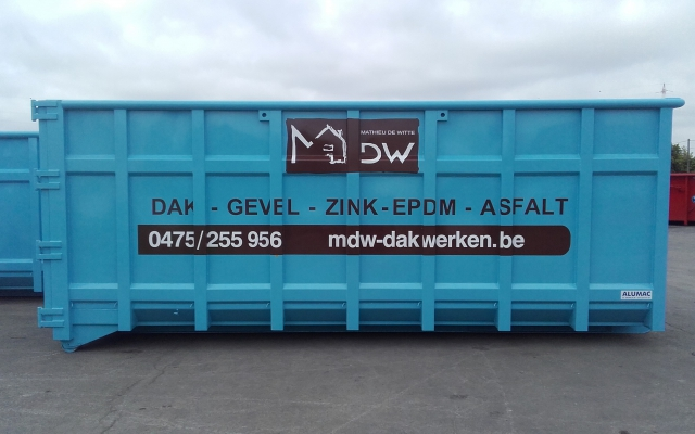 mdw container