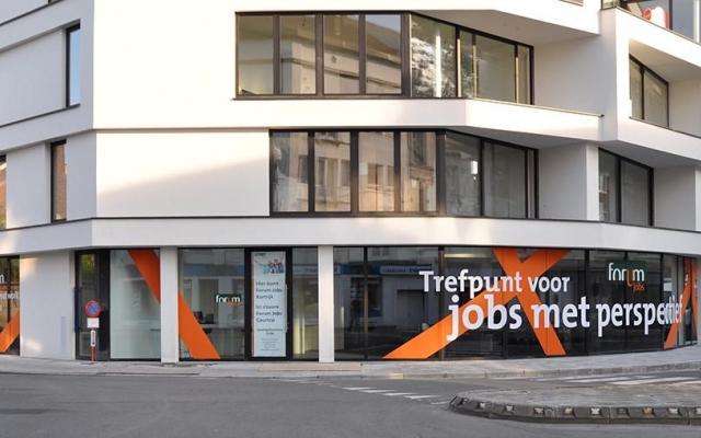 Forum jobs nieuwe locatie in de kijker gezet